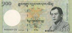 100 Ngultrum BHOUTAN  2006 P.32a NEUF