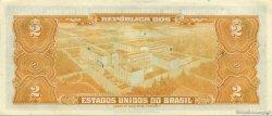 2 Cruzeiros BRÉSIL  1944 P.133 NEUF