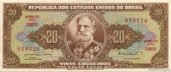 20 Cruzeiros BRÉSIL  1962 P.178 NEUF
