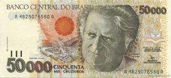 50000 Cruzeiros BRÉSIL  1992 P.234a NEUF