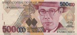 500000 Cruzeiros BRÉSIL  1993 P.236c NEUF
