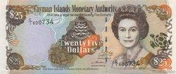 25 Dollars ÎLES CAIMANS  2003 P.31a pr.NEUF