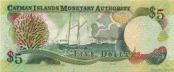 5 Dollars ÎLES CAIMANS  2006 P.34a NEUF