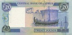 20 Pounds CHYPRE  2004 P.63c pr.NEUF