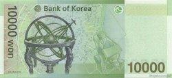 10000 Won CORÉE DU SUD  2007 P.56a NEUF