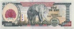 1000 Rupees NÉPAL  2008 P.67b NEUF