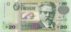 20 Pesos Uruguayos URUGUAY  2008 P.086a NEUF
