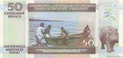 50 Francs BURUNDI  2006 P.36f NEUF