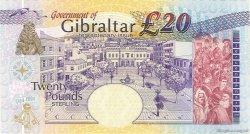 20 Pounds GIBRALTAR  2004 p.31a NEUF
