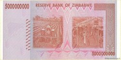 5 Billions Dollars ZIMBABWE  2008 P.84 SUP