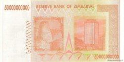 50 Billions Dollars ZIMBABWE  2008 P.87 SUP