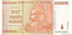 50 Billions Dollars ZIMBABWE  2008 P.87 SPL