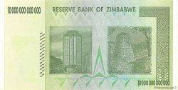10 Trillions Dollars ZIMBABWE  2008 P.88 pr.NEUF