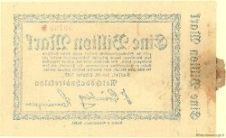 1 Billion Mark ALLEMAGNE  1923 PS.1168 SPL