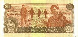 20 Kwanzas ANGOLA  1976 P.109a SUP