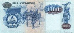 1000 Kwanzas ANGOLA  1987 P.121b NEUF