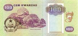 100 Kwanzas ANGOLA  1991 P.126 NEUF