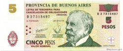 5 Pesos ARGENTINE  2006 PS.2312 NEUF