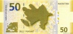 50 Manat AZERBAIDJAN  2005 P.29 NEUF