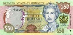 50 Dollars BERMUDES  2003 P.56 NEUF