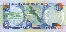 10 Dollars BERMUDES  2007 P.57 NEUF
