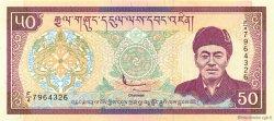 50 Ngultrum BHOUTAN  2000 P.24 NEUF