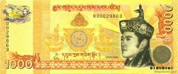 1000 Ngultrum BHOUTAN  2008 P.34 NEUF