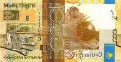 1000 Tengé KAZAKHSTAN  2006 P.30 NEUF