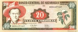 20 Cordobas NICARAGUA  1995 P.182 NEUF