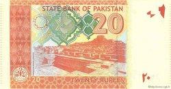 20 Rupees PAKISTAN  2007 P.55 NEUF