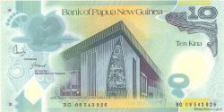 10 Kina PAPOUASIE NOUVELLE GUINÉE  2008 P.30 NEUF