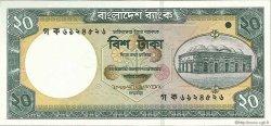 20 Taka BANGLADESH  2002 P.40a NEUF
