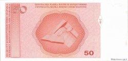 50 Convertible Maraka BOSNIE HERZÉGOVINE  1998 P.068a pr.NEUF
