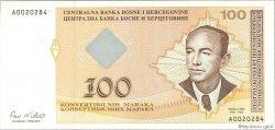 100 Convertible Maraka BOSNIE HERZÉGOVINE  1998 P.069a pr.NEUF