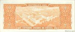 2 Cruzeiros BRÉSIL  1955 P.157 NEUF
