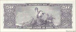 5 Centavos sur 50 Cruzeiros BRÉSIL  1967 P.184b NEUF
