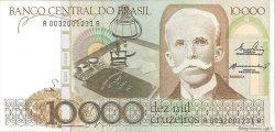 10000 Cruzeiros BRÉSIL  1984 P.203a NEUF