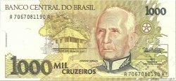 1000 Cruzeiros BRÉSIL  1991 P.231c NEUF
