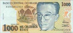 1000 Cruzeiros Reais BRÉSIL  1993 P.240a NEUF