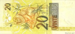 20 Reais BRÉSIL  2002 P.250b NEUF