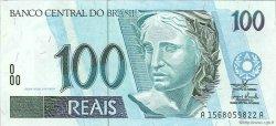 100 Reais BRÉSIL  1994 P.247e NEUF