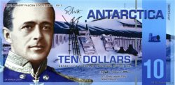 10 Dollars ANTARCTICA  2009  NEUF