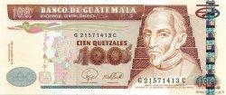 100 Quetzales GUATEMALA  2007 P.114b NEUF