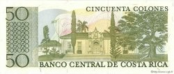 50 Colones COSTA RICA  1974 P.239 NEUF