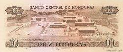 10 Lempiras HONDURAS  1987 P.064b NEUF