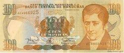 100 Lempiras HONDURAS  1994 P.075a NEUF