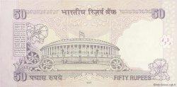 50 Rupees INDE  2007 P.097c NEUF