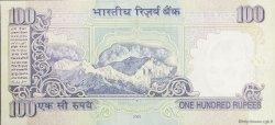 100 Rupees INDE  2008 P.098d NEUF