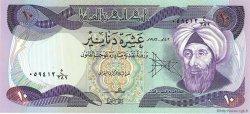 10 Dinars IRAK  1982 P.071a NEUF