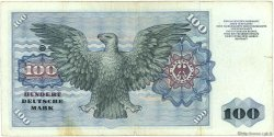 100 Deutsche Mark ALLEMAGNE FÉDÉRALE  1980 P.34c TB+